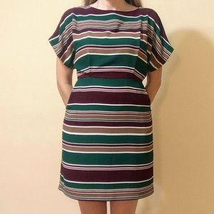 Forever 21 Striped Dress w/ pockets | Sz M